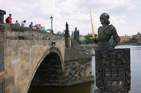 Prag i Legenda o Bruncviku