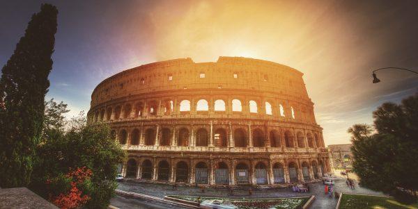 Avio karte Beograd Rim - Koloseum