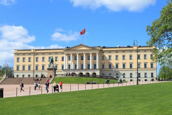 Avio karte Beograd Oslo kraljevska palata