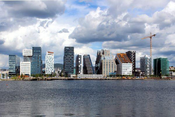 Avio karte Beograd Oslo panorama