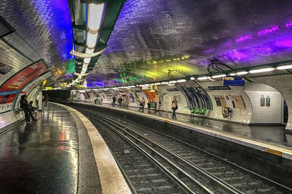 Avio karte Beograd Pariz metro stanica