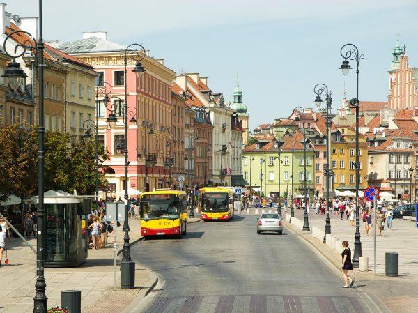 Avio karte Beograd Varšava javni prevoz