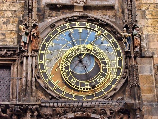 Avio karte Beograd Prag astronomski sat