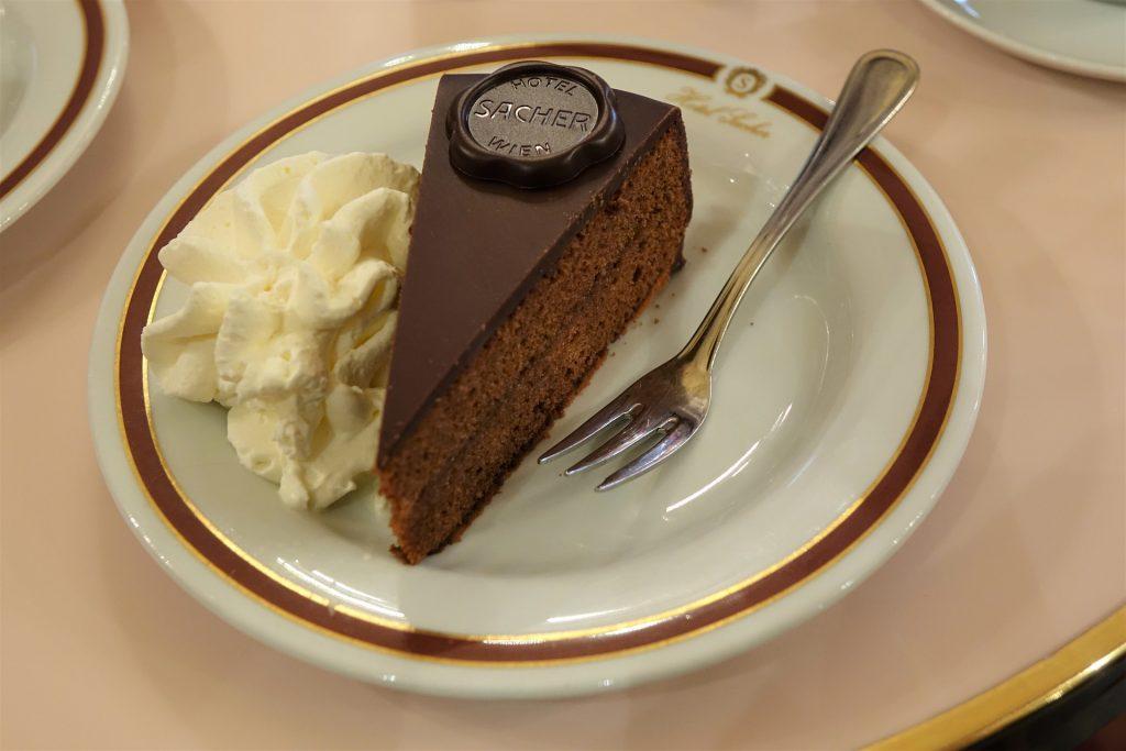 Saher torta u Beču