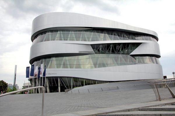 Avio karte Beograd Štutgart muzej Mercedes Benz