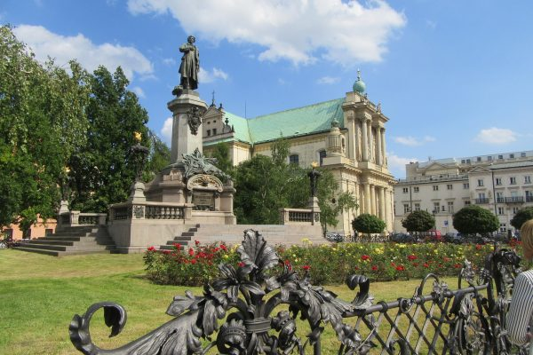 Avio karte Beograd Varšava Frederik Šopen spomenik