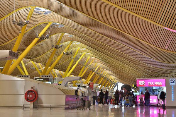 Avio karte Beograd Madrid aerodrom tax free