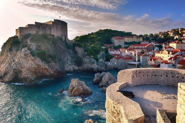 Dubrovnik prvi karantin