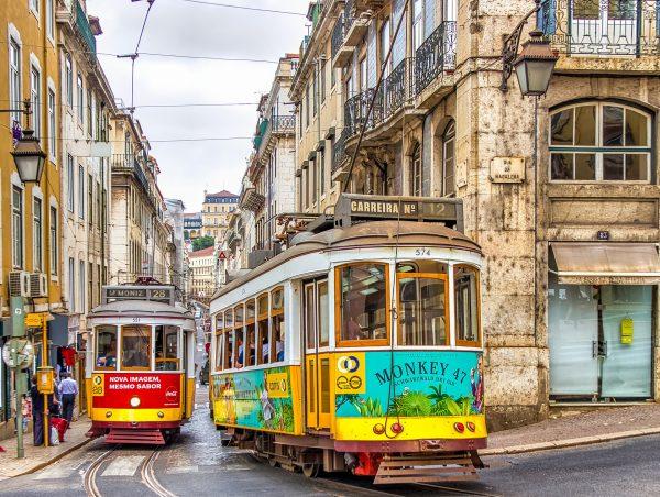 Avio karte Beograd Lisabon tramvaj linija 28