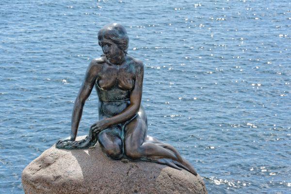 Avio karte Beograd Kopenhagen mala sirena statua