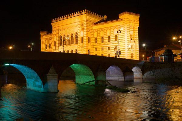 Avio karte Beograd Sarajevo reka Miljcka