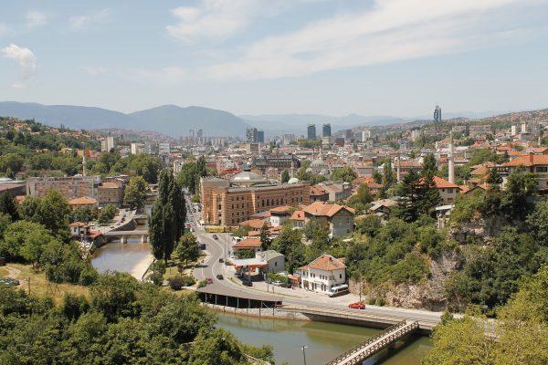 Avio karte Beograd Sarajevo panorama