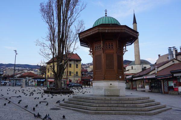 Avio karte Beograd Sarajevo bas carsija