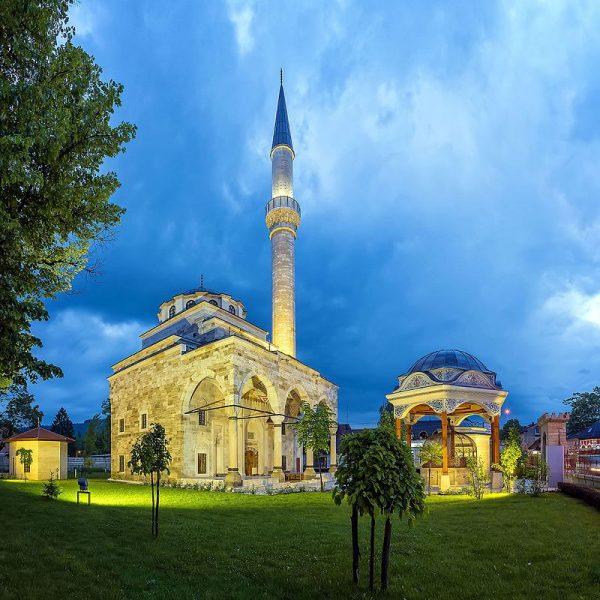 Banja Luka putovanje, Džamija Ferhad – paše Sokolovića