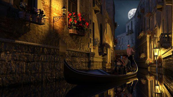 Avio karte Beograd Venecija gondola romantika